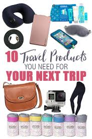 travel products images 10 travel products you need for your next trip the blonde abroad jpg