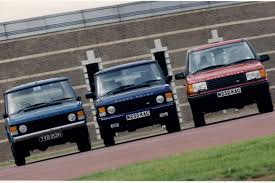 land rover 1992 video 40 years of the range rover in 1 40 minutes
