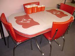 retro chrome kitchen table house and home pinterest retro