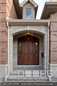Clear Glass Entry Doors by Solid Wood Front Door With Sidelights Btca Info Examples Doors