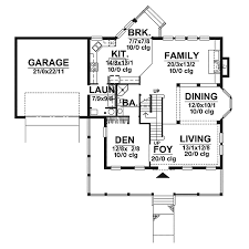 judy jane colonial home plan 072d 0042 house plans and more
