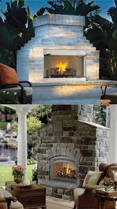 35 best outdoor fireplaces images on pinterest gas fireplaces