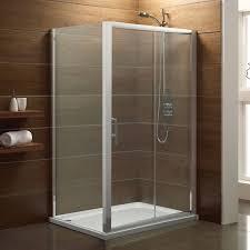 bath shower heart of the home sliding shower enclosure