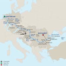 Europe Rivers Map by River Cruises On The Rhine River Explore River Cruises Today