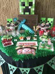 minecraft party 297 best minecraft party ideas images on birthday