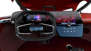 renault concept renault trezor an electric gt showcases future design cues and