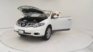 nissan crosscabriolet pre owned 2014 nissan murano crosscabriolet awd 2dr convertible