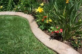 garden edging ideas masters garden edging ideas diagonal and