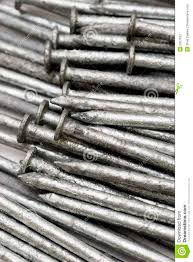 galvanized nails stock photos image 5327633
