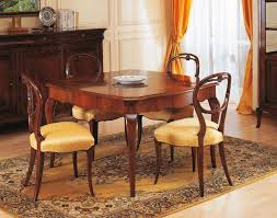 Dining Room Table Styles Dining Room In 19th Century French Style Vimercati Classic Furniture