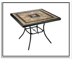tile patio table set tile top patio table and chairs luxury tile patio table for patio