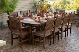 craftsman style outdoor furniture