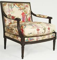 Upright Armchair Occasional Chair With Great Fabric It U0027s Good To Have An Upright