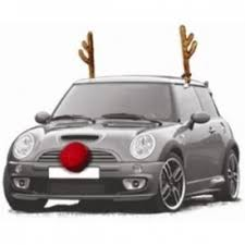 reindeer ears for car car reindeer costume dress up antler kit with nose deluxe be jolly