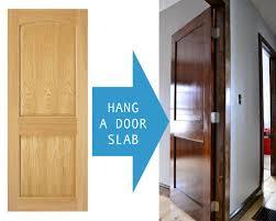 Interior Door Slabs Replacing Interior Doors Slab Door Home Design Ideas Yzg4bw1n0d