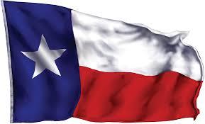 Texas Flag Image Texas With Flag Clipart