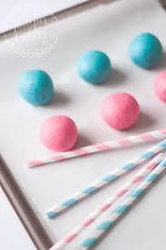 gender reveal cake pops tutorial