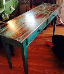 Paint Wood Furniture by How To Distress Wood Furniture Wood Furniture