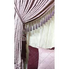 m la presita custom made curtain 3 panel window 80 w x 108 h