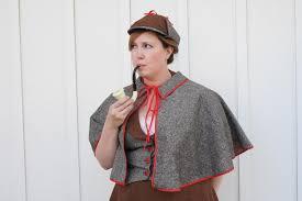 Sherlock Halloween Costumes Halloween Costume Lady Sherlock Holmes Mint Green Sewing