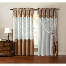 curtains with attached valance u2013 intuitiveconsultant me