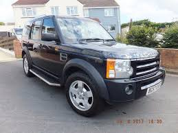 land rover discovery 3 tdv6 xs 2 7 diesel manual 7 seater in