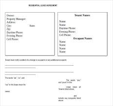 16 word rental agreement templates free download free u0026 premium