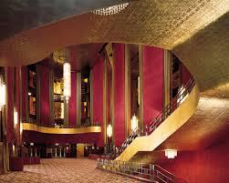 Radio City Music Hall Floor Plan by Radio City Music Hall Gilded Finishes Restoration John Canning U0026 Co