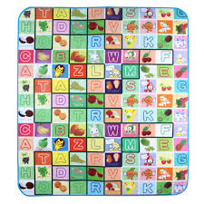 Rugs For Children Aliexpress Com Buy Baby Play Mats 200x180cm Doulble Side Fruit