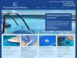 Extensive swimming pool services in Bournemouth