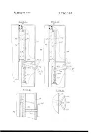 patent us3790197 magnetic latch google patents