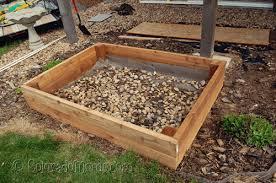 how to build a raised veggie garden in a weekend u2013 coloradomoms com