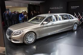 maybach 2015 mercedes maybach pullman is one sweet ride gear heads