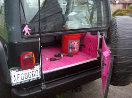 pink jeep liberty black w pink jeep wrangler sprayed black wanted to show the