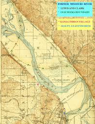 Clark College Map Fort Leavenworth Kansas