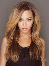 Wigs By Vanity Beyonce Long Loose Wave Human Hair Lace Front Wigs 18 Inches