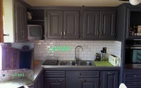 moderniser une cuisine en ch e exquisit relooking cuisine de le bois chez vous avant apr s rustique