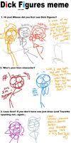 Dick Figures Meme - dick figures lord tourettes by banami luv on deviantart