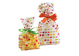 candy bags cellophane cello treat candy bags for holidays wholesale