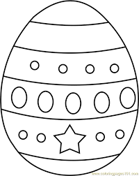 easter egg design 2 coloring page free easter coloring pages