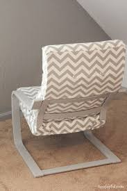 Ikea Pello Chair Nursery Ikea Poang Chair Recover U2013 How Joyful Blog A Creative