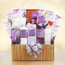 Relaxation Gift Basket Wonderful Spa And Relaxation Gift Ideas Gifts Ready To Go