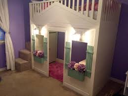 Ana White Build A Side Street Bunk Beds Free And Easy Diy by Best 25 Playhouse Bed Ideas On Pinterest Kid Beds Toddler
