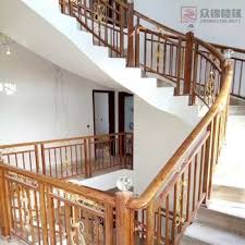 factory directly exporting indoor decorative aluminum stair lowes