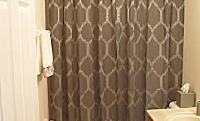 Pottery Barn Waffle Weave Shower Curtain Shower Large Shower Curtains Favored Extra Long Shower Curtain