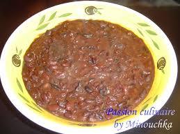cuisiner haricots rouges haricots rouges aux épices culinaire by minouchka