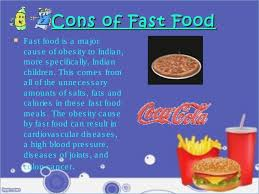 Junk Food Powerpoint Sajtovi Us Fast Food Ppt