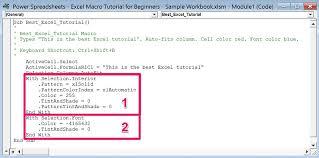 tutorial excel basic excel macro tutorial for beginners create macros in 7 easy steps