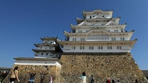Himeji Castle Floor Plan Himeji Castle Japan A Towering Achievement