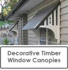 How To Make A Window Awning Frame Timber Window Awning B4 Profile House Exteriors Pinterest